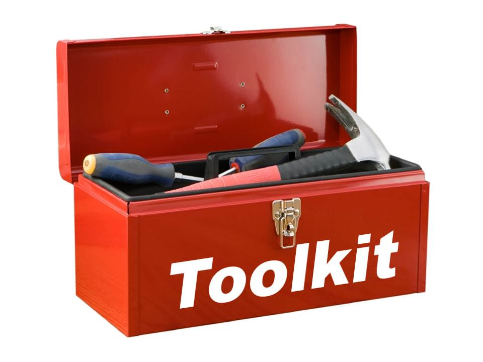 How to Stock Your Home Toolkit